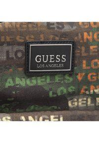 Guess Plecak Elvis (COMOUFLAGE) HMELCA P1305 Zielony. Kolor: zielony