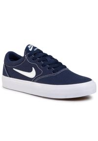Niebieskie trampki Nike