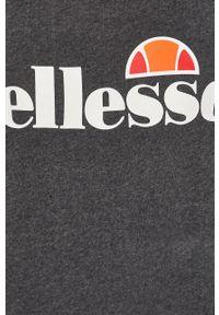 Szara bluza Ellesse na co dzień, casualowa