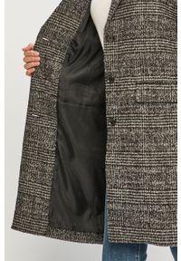 Szary płaszcz Levi's® bez kaptura, na spotkanie biznesowe, klasyczny