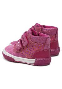 Lasocki Kids - Trzewiki LASOCKI KIDS - CI12-2689-12 Pink. Kolor: różowy. Materiał: skóra, nubuk. Szerokość cholewki: normalna. Styl: młodzieżowy