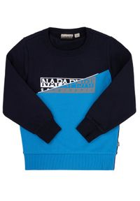 Niebieska bluza Napapijri