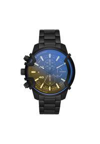 Czarny zegarek Diesel #3