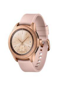 Różowy zegarek SAMSUNG smartwatch #8