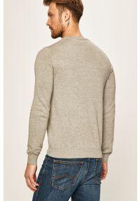 Szary sweter Izod