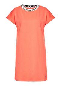 DKNY Koszula nocna YI2322472 Różowy Regular Fit