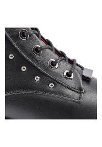 Czarne botki #9