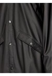 Rains Kurtka przeciwdeszczowa Unisex 1836 Czarny Regular Fit. Kolor: czarny #3