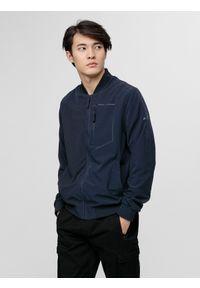 Niebieska kurtka 4f klasyczna