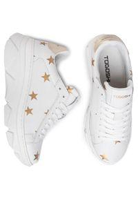 Białe buty sportowe Togoshi #7
