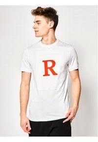 Biały t-shirt Roy Robson