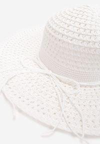 Renee - Biały Kapelusz Lephixie. Kolor: biały
