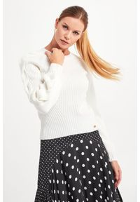 Sweter Elisabetta Franchi do pracy