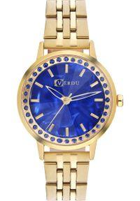 Biały zegarek Ruben Verdu elegancki