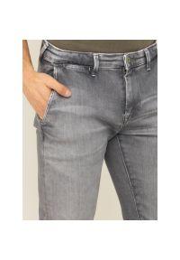 Jeansy Slim Fit Pepe Jeans James PM202365. Kolor: szary. Materiał: elastan, bawełna #2