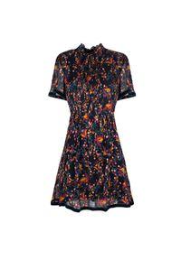Sukienka TOMMY HILFIGER na co dzień, casualowa, z krótkim rękawem, mini
