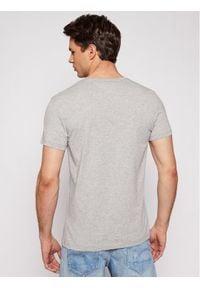TOMMY HILFIGER - Tommy Hilfiger T-Shirt MW0MW13343 Szary Slim Fit. Kolor: szary