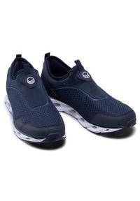 Halti - Buty HALTI - Essos M Sneaker Aquatech 054-2615 Blue Nights T28. Okazja: na plażę. Kolor: czarny. Materiał: materiał. Szerokość cholewki: normalna. Sport: pływanie