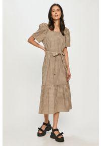 Wielokolorowa sukienka Levi's® midi, biznesowa