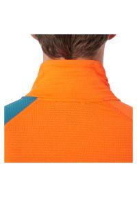 Bluza męska McKinley Vyla 294696. Typ kołnierza: kołnierzyk stójkowy. Materiał: materiał. Długość: krótkie. Wzór: gładki. Sport: turystyka piesza