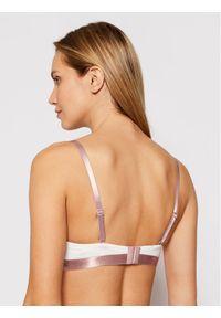 Biały biustonosz braletka Emporio Armani Underwear