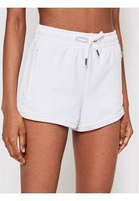Białe szorty Juicy Couture sportowe