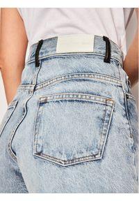 Niebieskie szorty jeansowe The Kooples