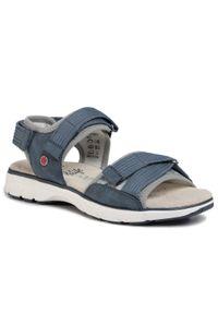 Niebieskie sandały Relife na co dzień, casualowe
