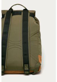 Oliwkowy plecak Pepe Jeans
