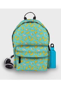 MegaKoszulki - Plecak fullprint Banany 2. Materiał: materiał. Wzór: nadruk