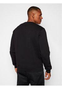 MSGM Bluza 2940MM219 207599 Czarny Regular Fit. Kolor: czarny