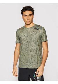 EVERLAST T-Shirt 804450-60 Zielony Regular Fit. Kolor: zielony