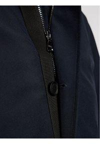 Niebieska kurtka przejściowa Oscar Jacobson