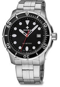Zegarek Swiza TETIS Gent, SST (WAT.0461.1002)