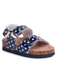 Niebieskie sandały Colors Of California