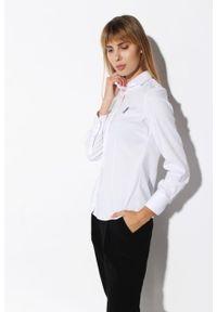 Biała koszula Edward Orlovski długa, elegancka