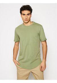 Only & Sons T-Shirt Gavin 22017666 Zielony Regular Fit. Kolor: zielony