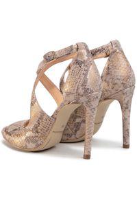Beżowe sandały Baldaccini eleganckie