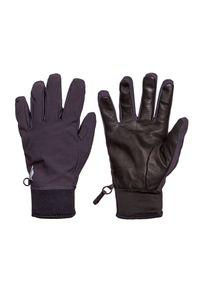 Szara rękawiczka sportowa Black Diamond narciarska, Primaloft