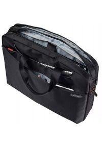 ADDISON TECH - Torba na laptopa ADDISON Hampton 15.6 cali Czarny. Kolor: czarny