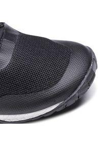 Czarne buty trekkingowe Merrell