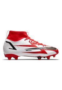 Buty piłkarskie korki dla dzieci Nike Mercurial Superfly 8 Academy CR7 MG DB2672. Materiał: syntetyk. Szerokość cholewki: normalna. Sport: piłka nożna