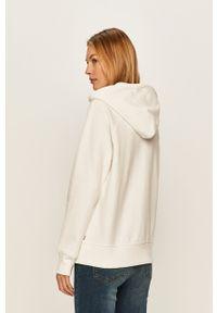 Biała bluza Levi's® z kapturem, biznesowa