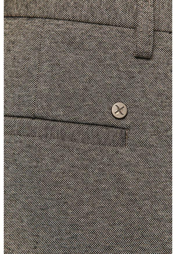 Szare spodnie Clean Cut Copenhagen