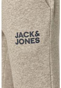 Jack & Jones - Spodnie. Okazja: na co dzień. Kolor: szary. Styl: casual