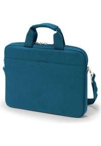 "DICOTA - Torba Dicota Slim na laptopa 11-12.5"", niebieski (D31303). Kolor: niebieski"