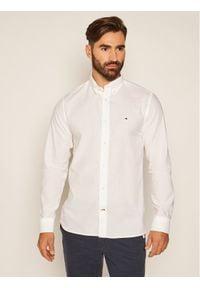 Biała koszula casual TOMMY HILFIGER