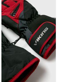 Czerwone rękawiczki Viking