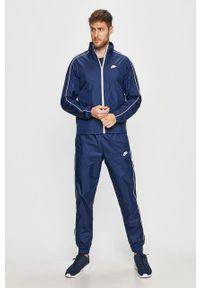Niebieski komplet dresowy Nike Sportswear