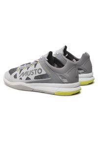 Musto - Buty MUSTO - Dynamic Pro II 82026 Platinum 841. Kolor: szary. Materiał: materiał. Szerokość cholewki: normalna. Sport: żeglarstwo #4